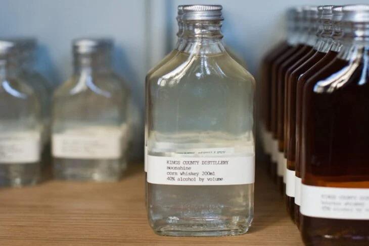 Búfalos borrachos delatan operación ilegal de whisky