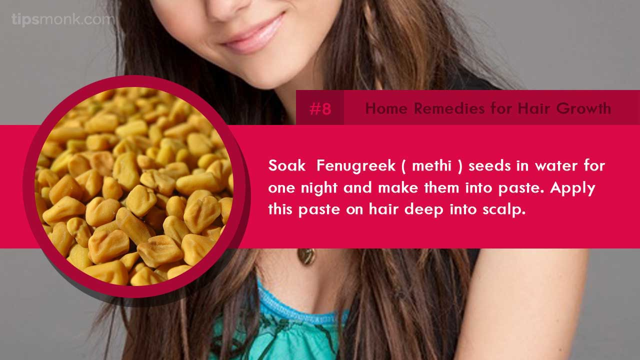 Best home remedy for hair regrowth