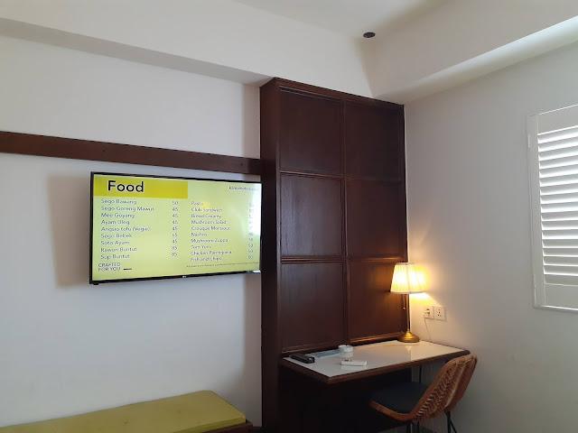 Kamar di hotel