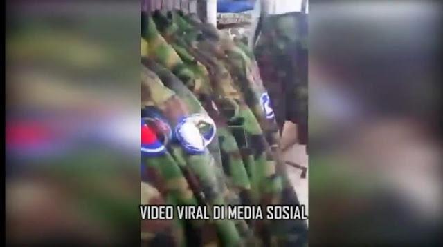 Polisi Usut Pembuat Video 'Tentara China Ngelaundry di Kelapa Gading'
