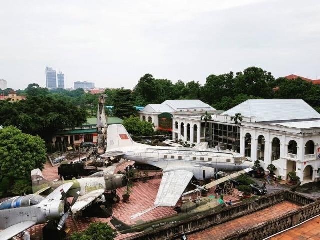 Hanoi Army's Museum