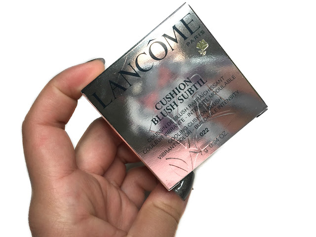 REVIEW: Lancome Cooling Cushion Blush Subtil