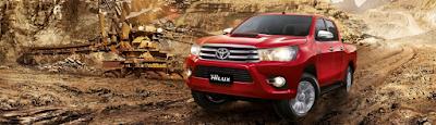 Harga Toyota Hilux Terbaru & Keunggulannya