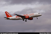 Airbus A320 / G-EZWD