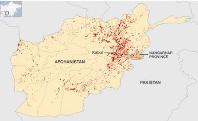 13 Warga Afghanistan Tewas dalam Serangan Drone AS