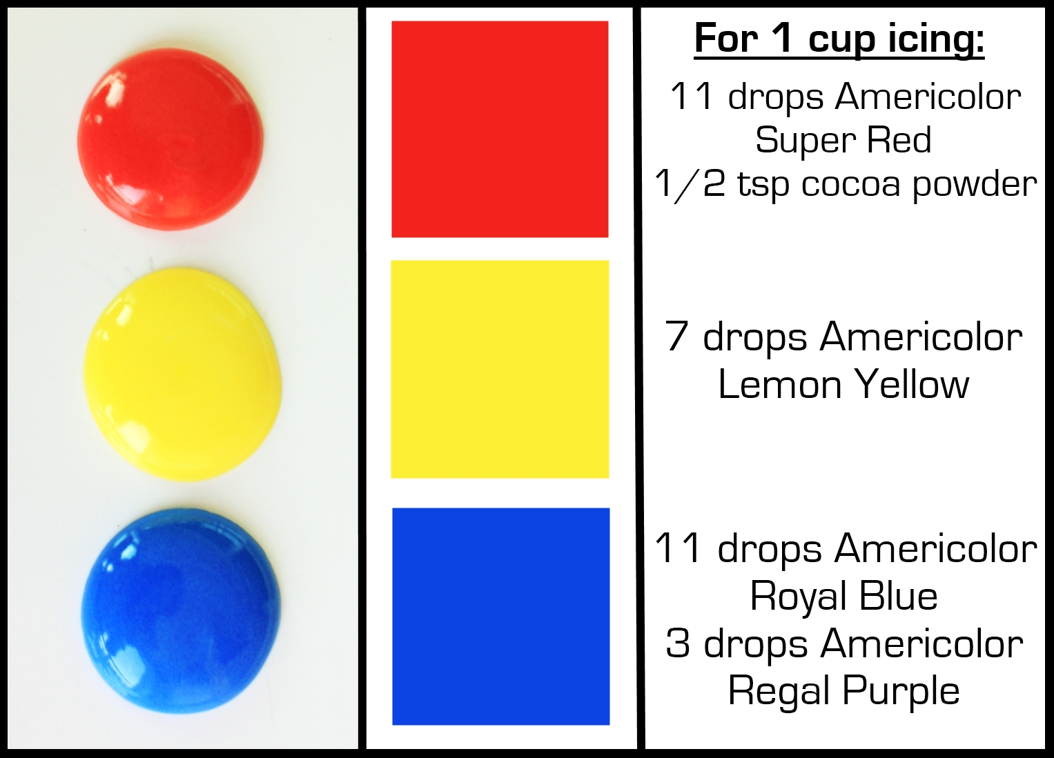 How To Get Royal Blue With Food Coloring