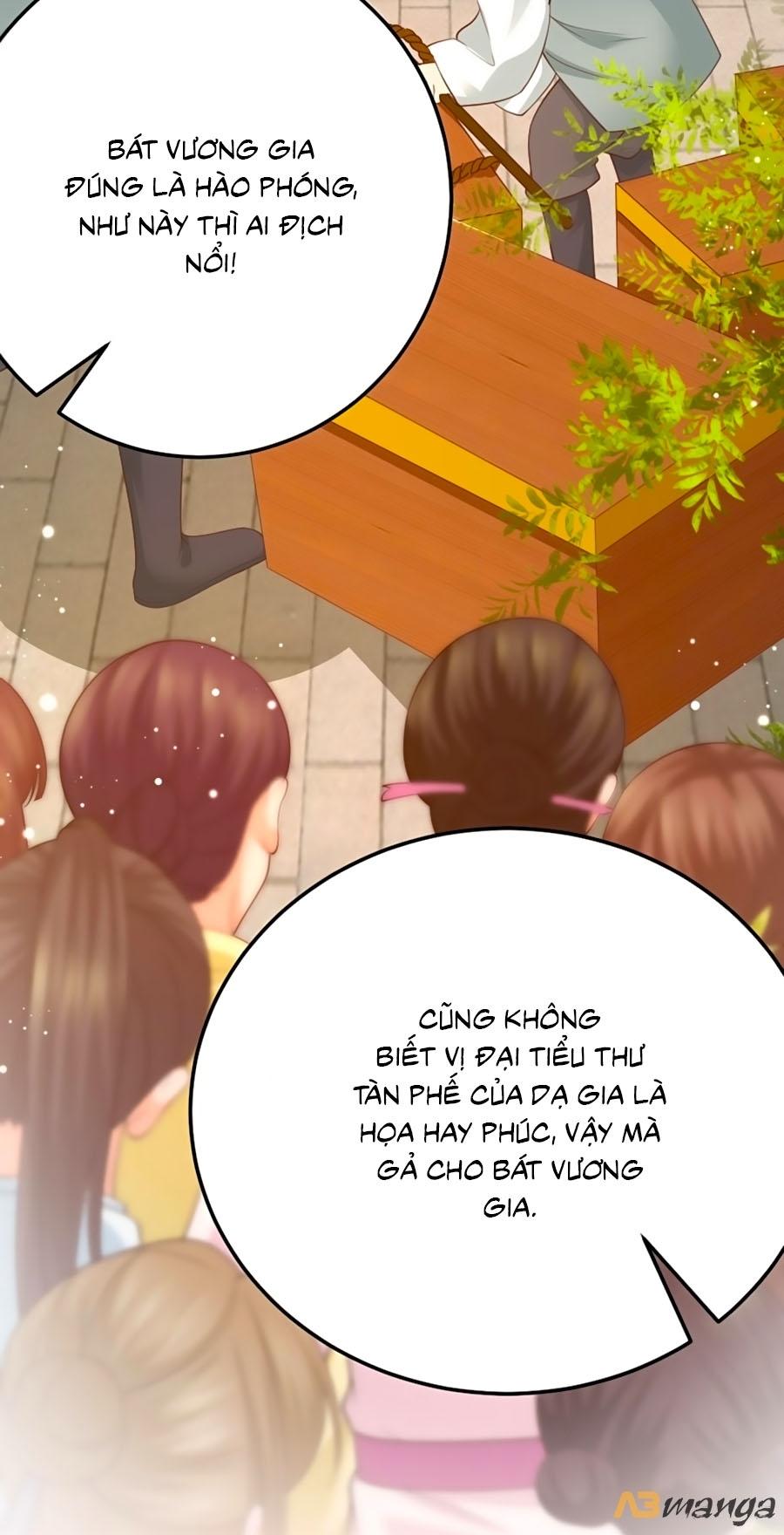 Phượng Ngự Tà Vương Chapter 50 - Trang 24