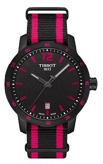 TISSOT Quickster Nato Strap T095.410.37.057.01