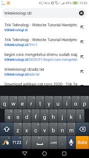 Cara Membuka Website Versi Desktop di Android