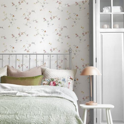 Motif Wallpaper Dinding Kamar Tidur Minimalis