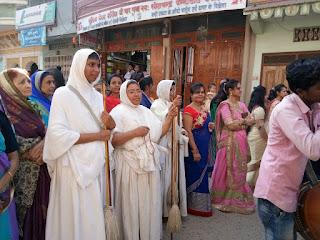 प. पु. साध्वीजी महाराज साहेब के महाप्रयाण से जैन समाज में शोक की लहर