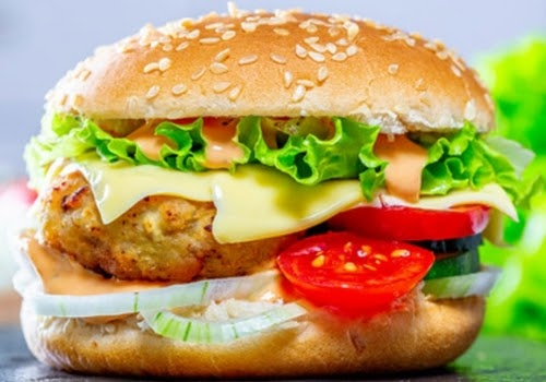आलू टिक्की बर्गर रेसिपी - burger recipe in Hindi