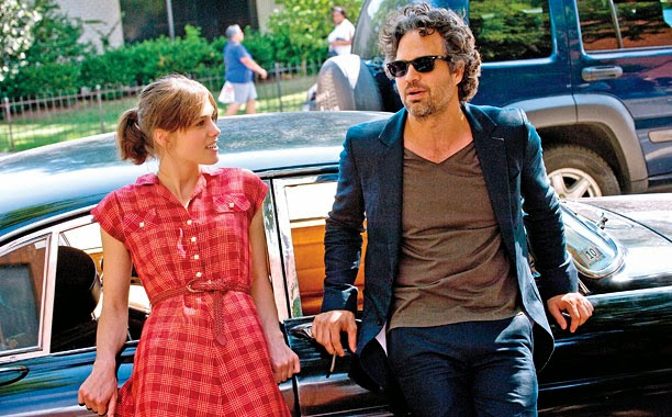 Keira Knightley & Mark Ruffalo (Begin Again)