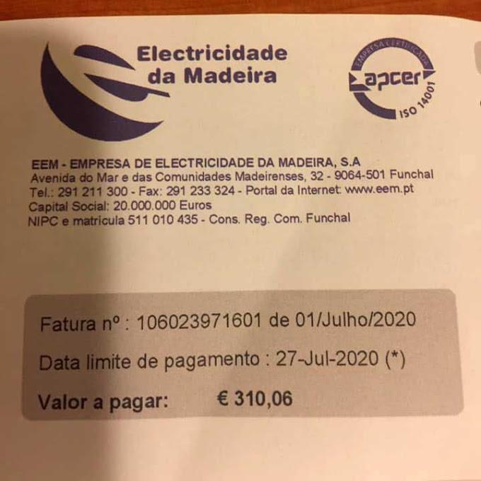 Facturas da EEM: #queroserdomaritimo