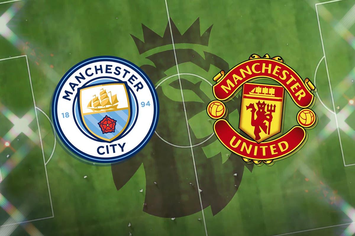 بث مباشر مباراة مانشستر يونايتد ومانشستر سيتي