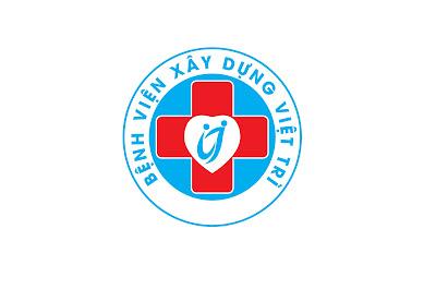 logo bệnh viện xây dựng Việt Trì
