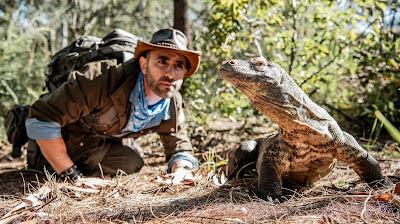 Coyote Peterson em cena da série - Divulgação