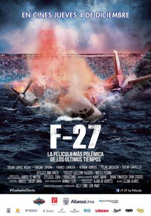 F-27 La Película (Alianza Lima) (2014) Ver Online - Español latino