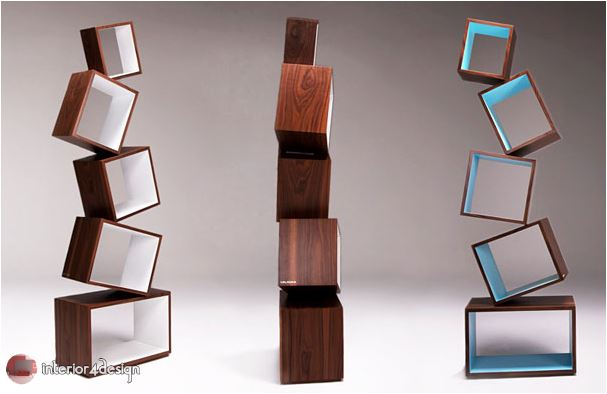 70 Best Bookshelf Designs 8