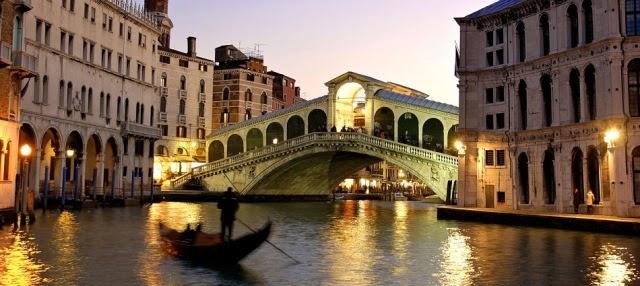 Venecia, uno de los lugares más bellos del mundo