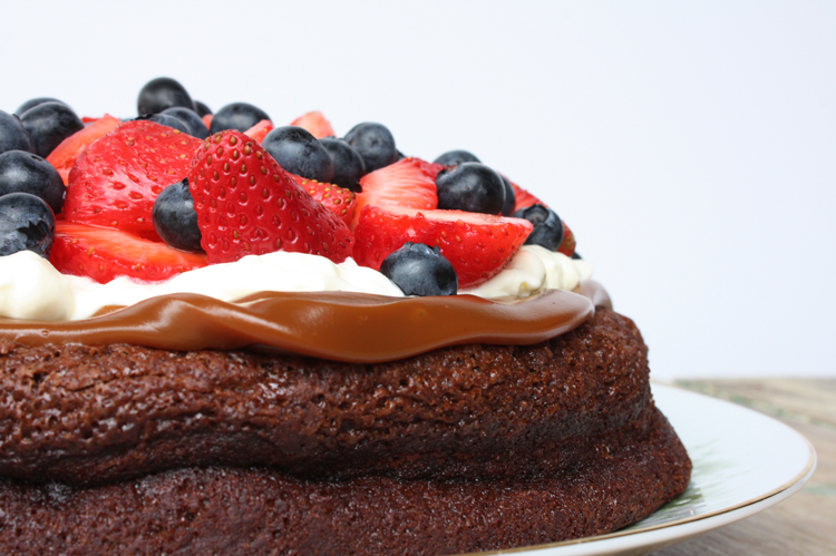 receta marquise chocolate