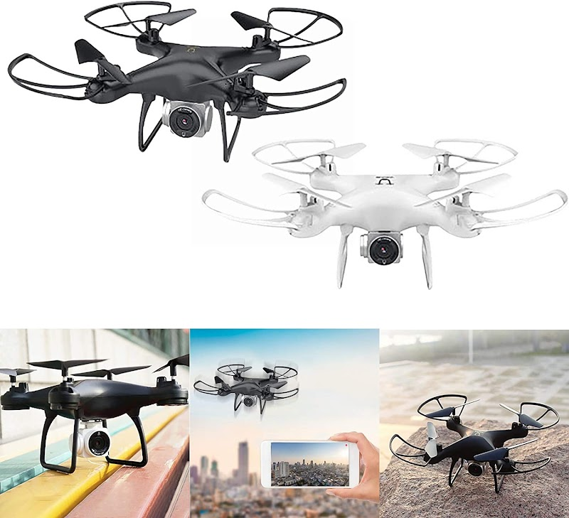 75% OFF  Remote Control Drone with Four Axis for Adults