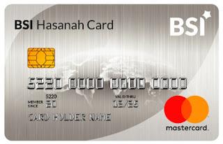 Hasanah Card BSI