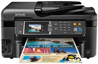 Free Epson WorkForce WF-3620 Drivers Download