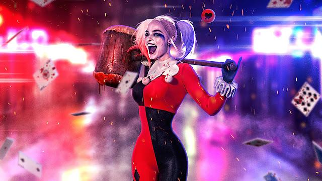 Harley Quinn para PC e Celular