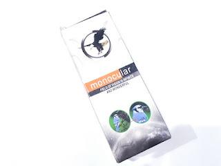 Teropong Monocular Eagle 16 x 52 High Definition New Sisa Stok