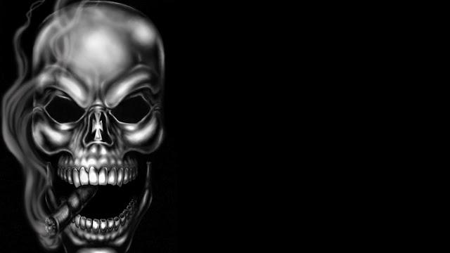 wallpaper-in-HD-quality-Skull