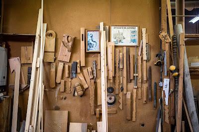 Ξυλουργείο Τμήματος Αρχαιοτήτων Κύπρου: Οι μάστερ του ξύλου