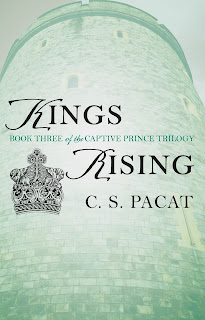 Captive Prince 3: Kings Rising von C. S. Pacat