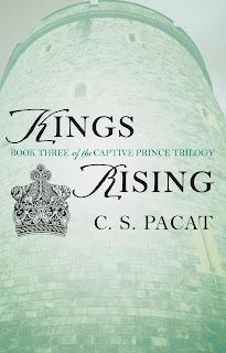 Captive Prince 3: Kings Rising von C. S. Pacat