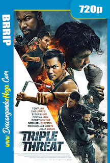 Triple Amenaza (2019) HD [720p] Latino-Ingles