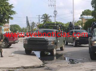 Narcoviolencia lleva 5 muertos en las ultimas horas en Ciudad Victoria Tamaulipas