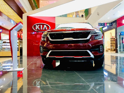 Kia Mall Activation Kolkata- Sconce Global