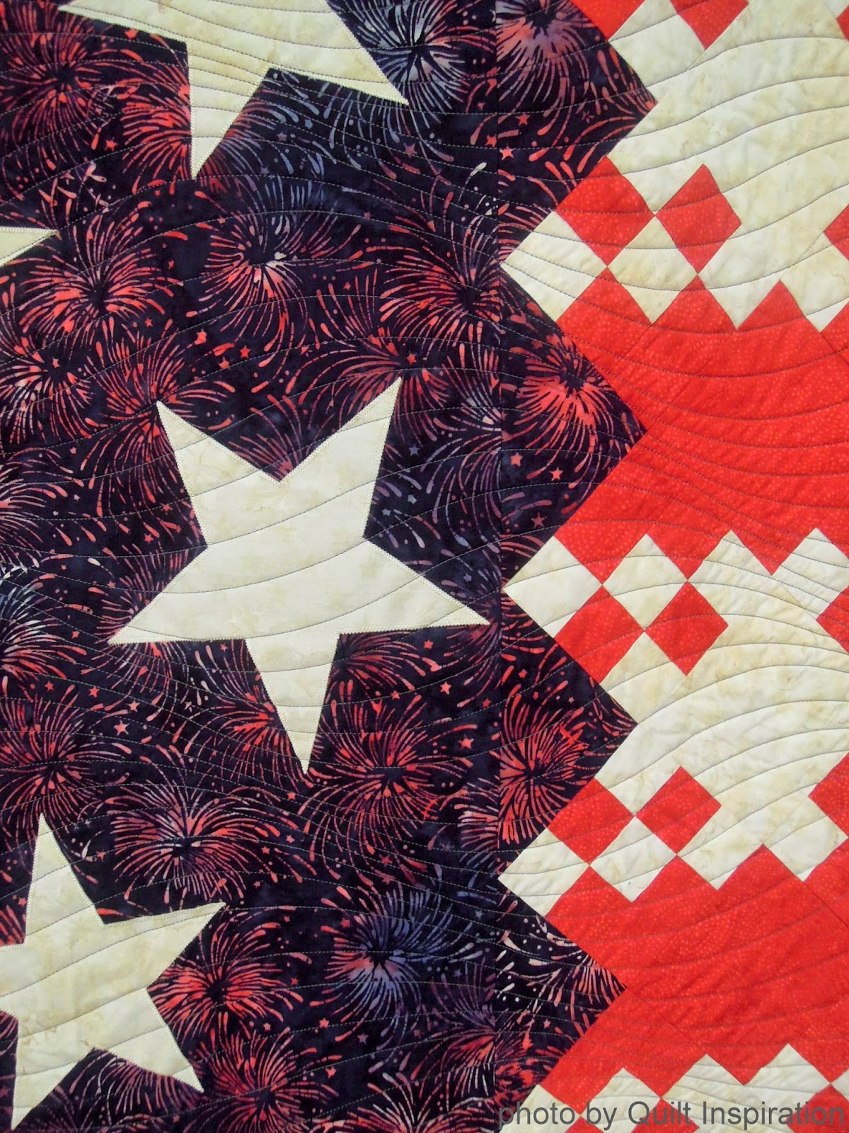 Quilt Inspiration: Quilted in Honor