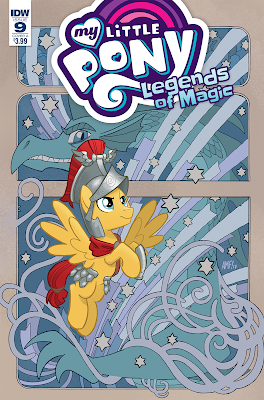 My Little Pony: Legends of Magic #9 Cover A