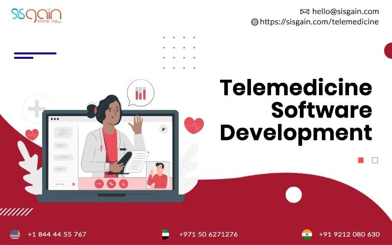 Telemedicine Software Development: Features, Cost & Benefits