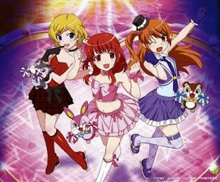 Resultado de imagen de Pretty Rhythm: Aurora Dream