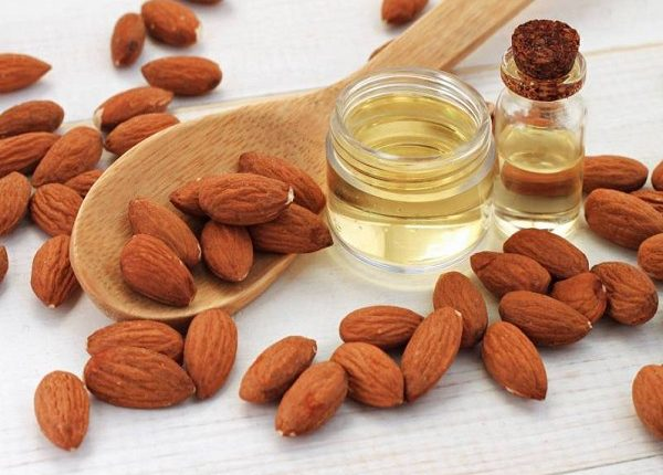 What are the benefits of bitter almond oil for the body ?