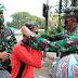 TNI di Lamongan Berbagi di Tengah Pandemi