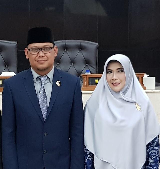 Imam Budi Hartono Resmi Jadi Anggota DPRD Provinsi Jabar