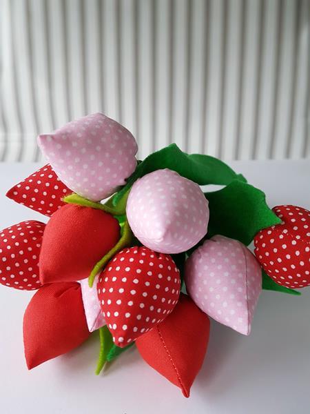 Tulpen selber nähen