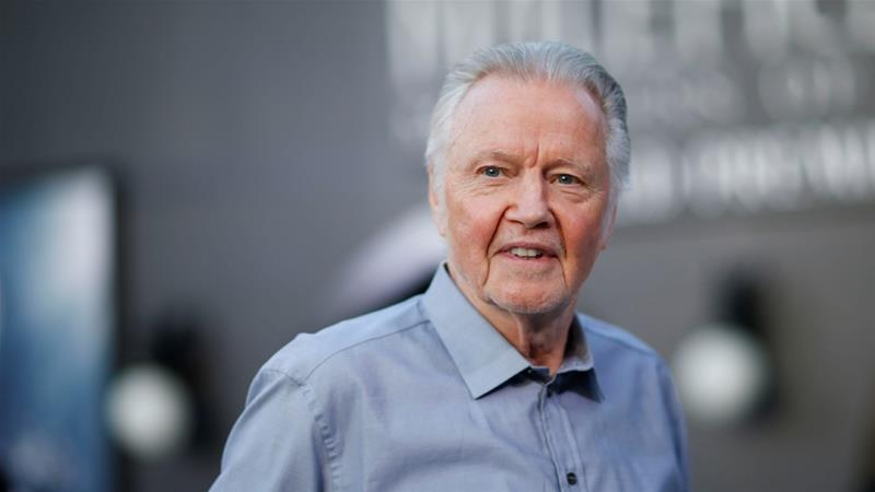 Actor and Trump backer Jon Voight honoured with national medal