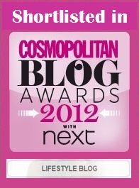 Beyond The Bathroom Scale Shortlisted Cosmo Blog Awards 2012