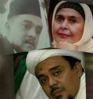 Data & Fakta tentang  Imam Besar FPI Habib Riqieq