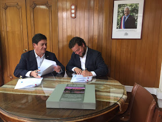 CONAF sella convenio de colaboración con Amigos de los Parques en la Patagonia