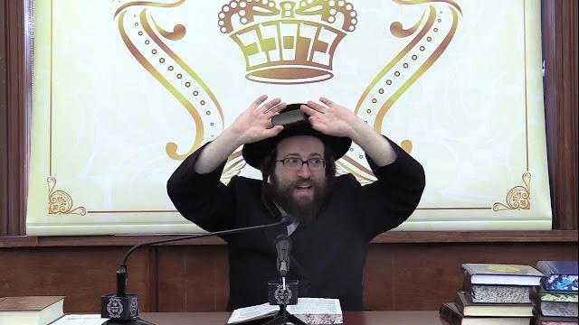 ר' יואל ראטה קומט צוריק פון אומאן צו פראווענען ראש השנה מיט זיינע אנשי שלומינו
